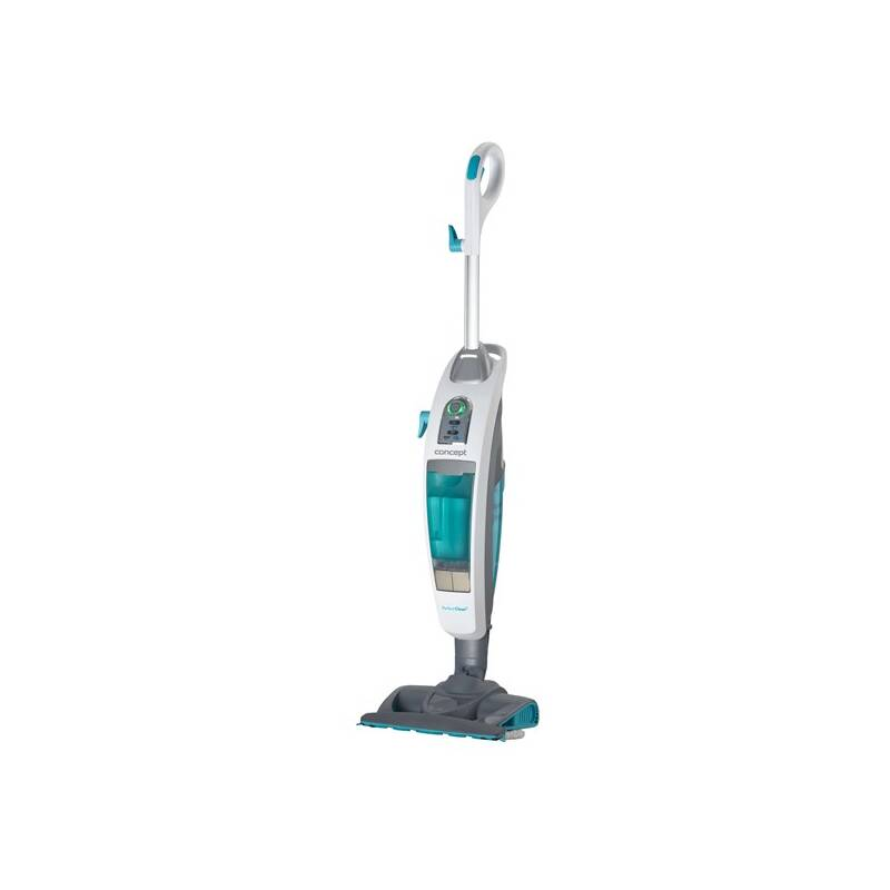Parný mop Concept Perfect Clean CP3000 biely/modrý + Doprava zadarmo