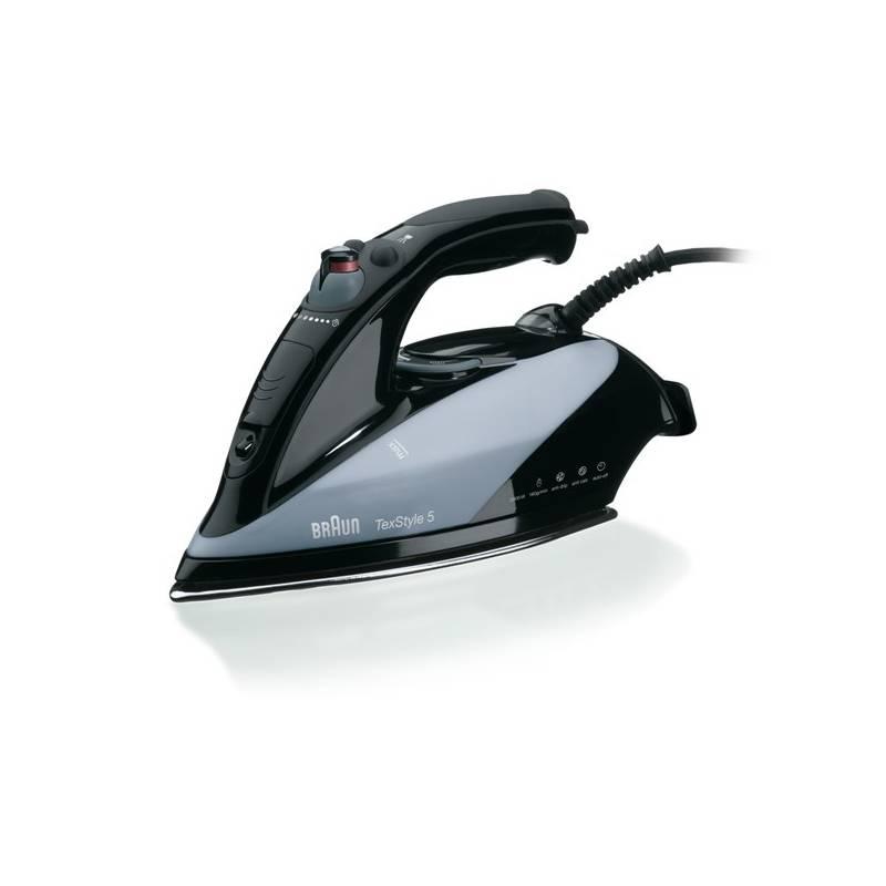 Žehlička Braun TexStyle 5 TS 545 EA čierna + Doprava zadarmo