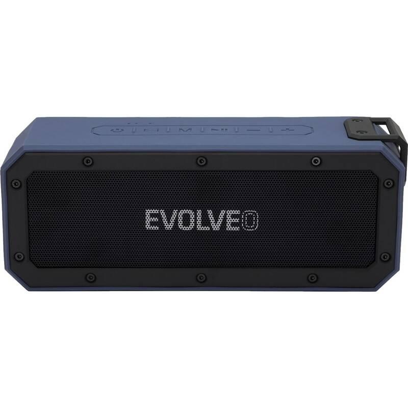 Prenosný reproduktor Evolveo Armor O6 modrý