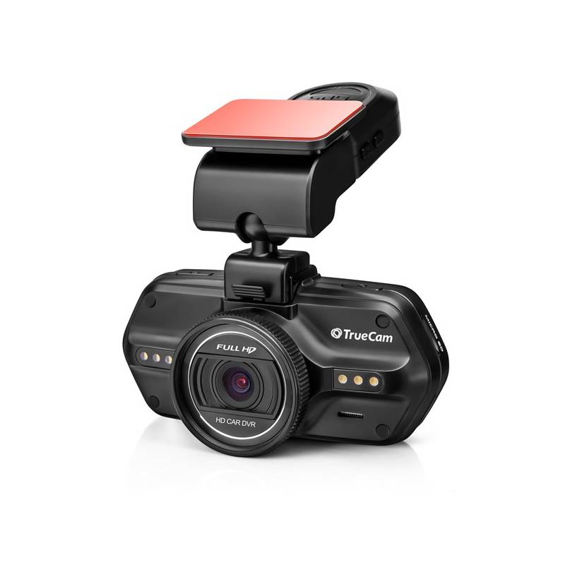 Autokamera TrueCam A5S čierna Tričko Lamax Joy For Life (L) (zdarma)