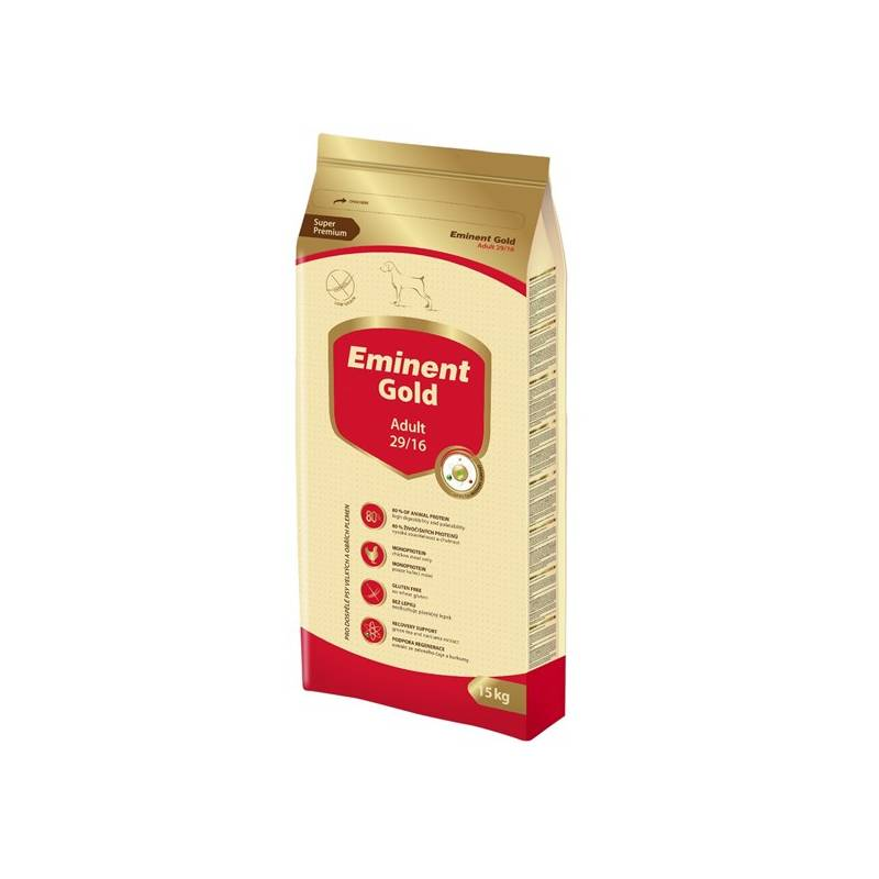 Granuly Eminent Gold Adult 15kg