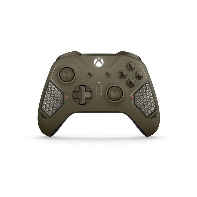 Gamepad Microsoft Xbox One S Wireless - Special Edition Combat Tech (WL3-00090)