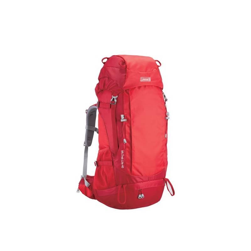 Batoh turistický Coleman Mt. Track 40l červený