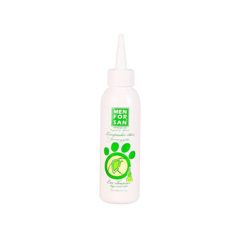 Roztok Menforsan pre vonkajšie čistenie uší Menforsan 125 ml