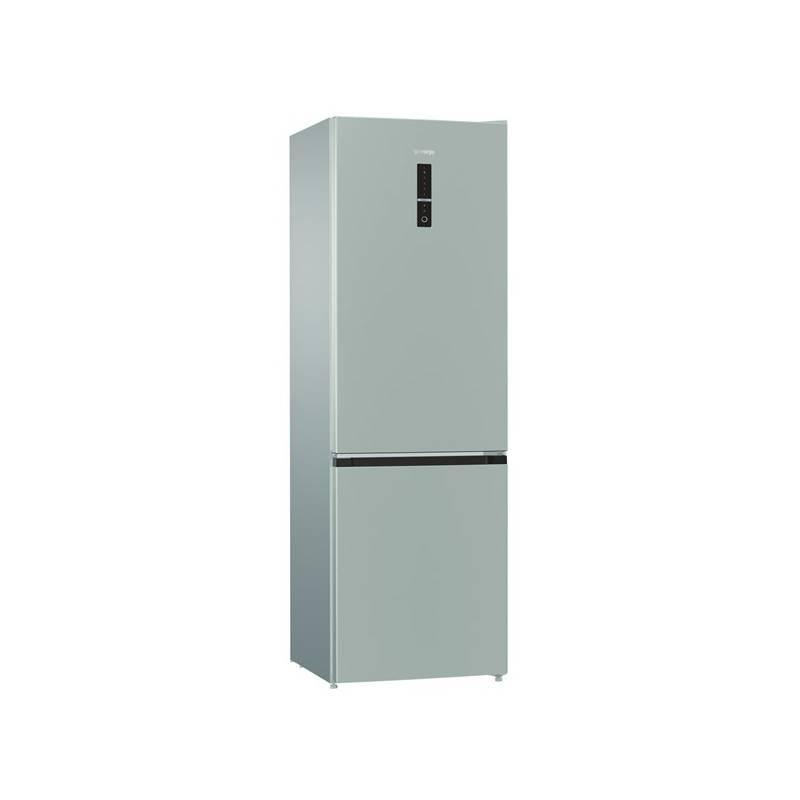 Kombinácia chladničky s mrazničkou Gorenje RK6192LX4 nerez + Extra zľava 10 % | kód 10HOR2020 + Doprava zadarmo