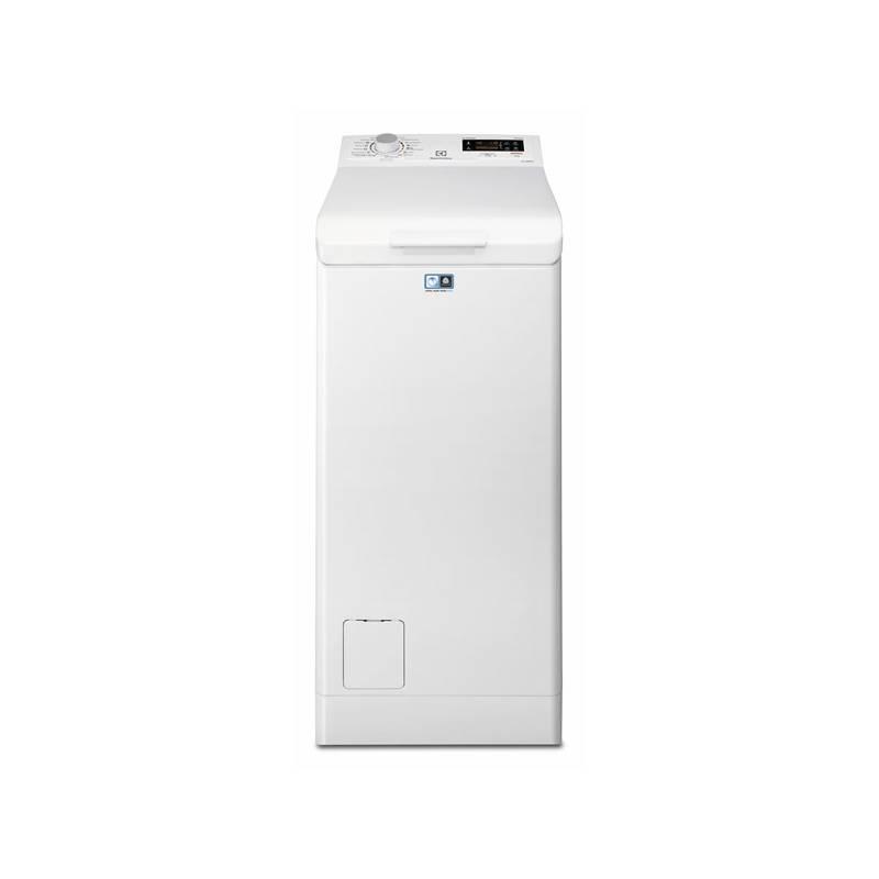 Automatická práčka Electrolux EWT1066EFW biela Čistič oken ETA Aquarelo 0262 90000 (zdarma) + Doprava zadarmo