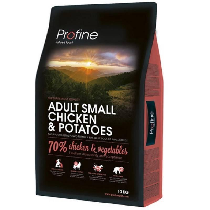 Granule PROFINE Adult Small Chicken & Potatoes 10kg