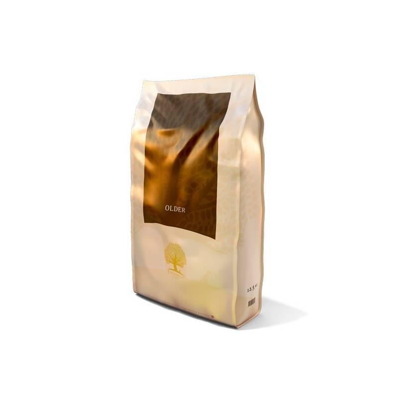 Granule Essential Foods Older 12,5 kg Antiparazitní obojek Scalibor Protectorband pro psy - 48 cm