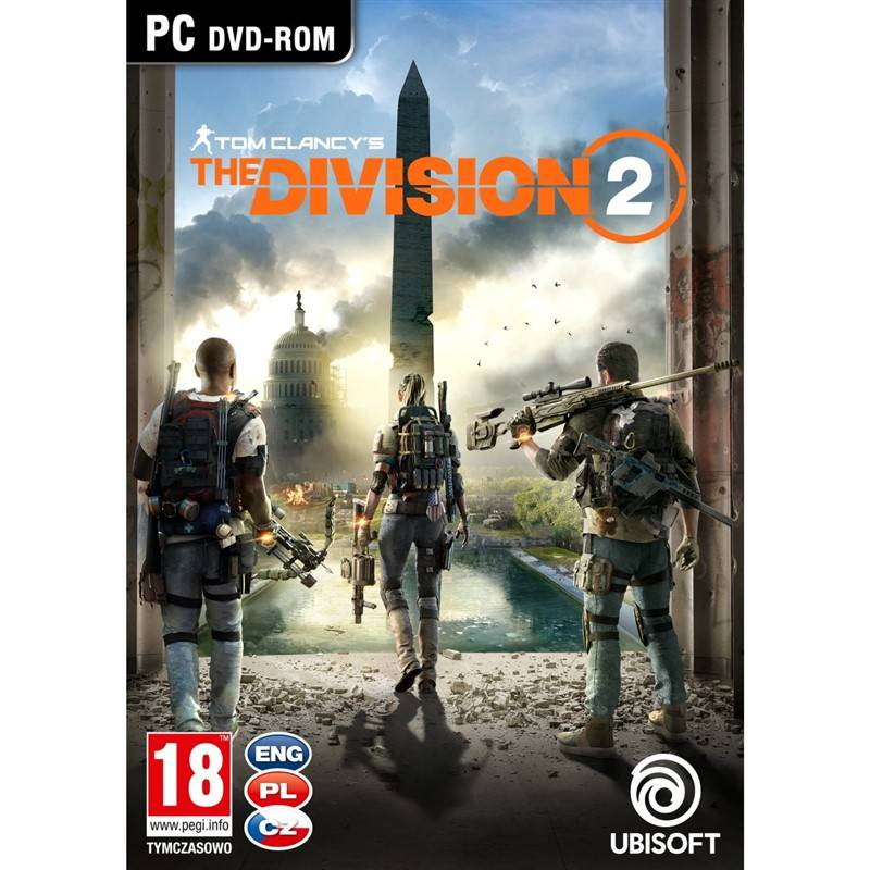 Hra Ubisoft PC Tom Clancy's The Division 2 (USPC06345 )