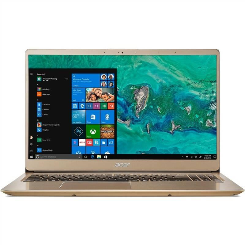 Notebook Acer Swift 3 (SF315-52-550N) (NX.GZBEC.004) zlatý