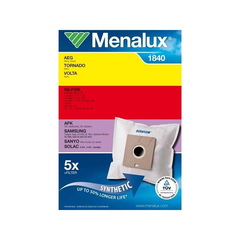 Sáčky pre vysávače Menalux CT183