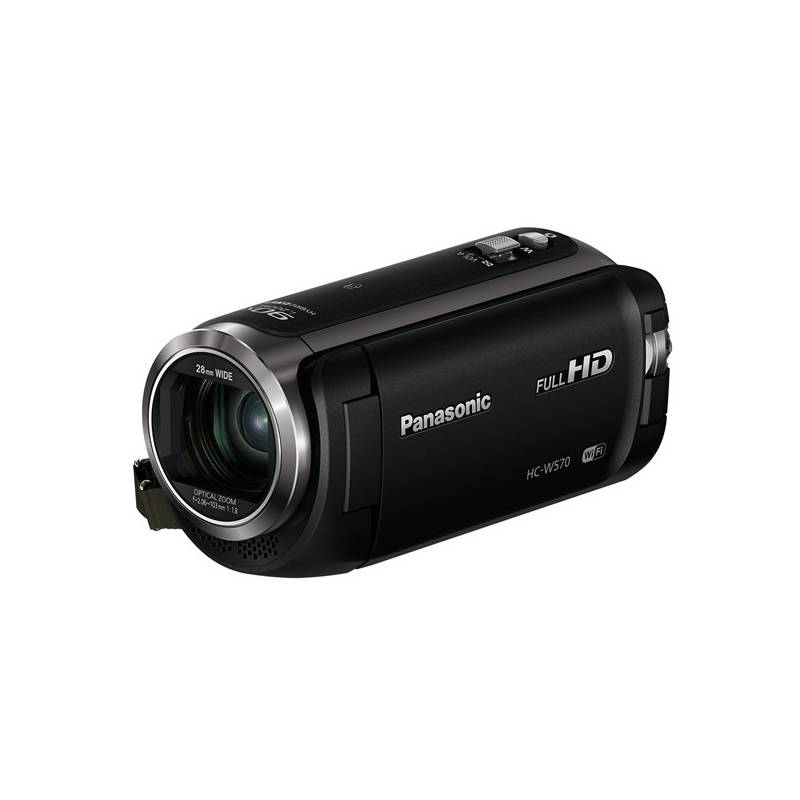 Videokamera Panasonic HC-W570EP-K čierna + Doprava zadarmo