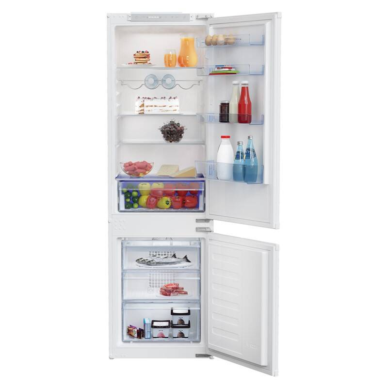 Kombinácia chladničky s mrazničkou Beko BCHA275E2S + Extra zľava 10 % | kód 10HOR2020 + Doprava zadarmo