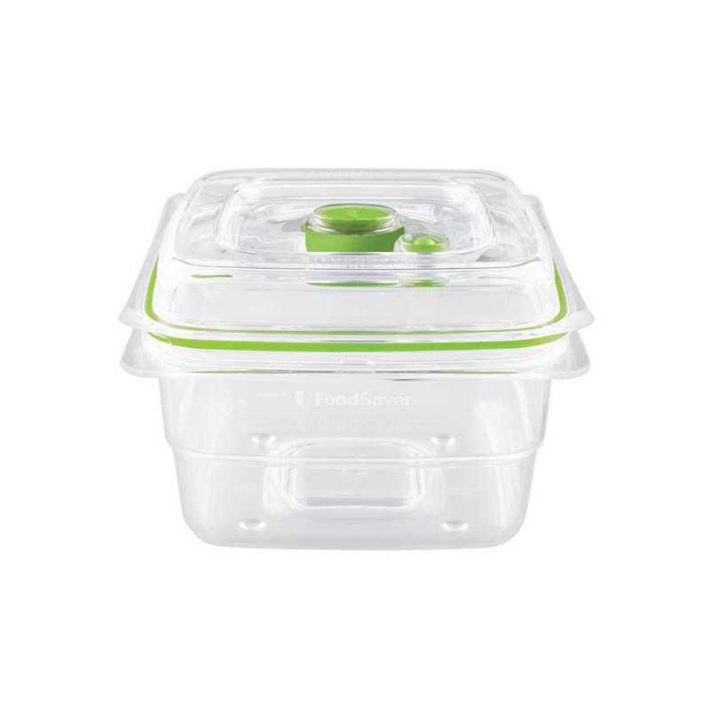 Dóza na potraviny Bionaire FoodSaver Fresh FFC005X zelená/průhledná