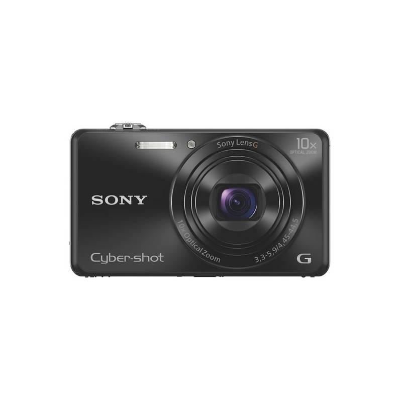 Digitálny fotoaparát Sony Cyber-shot DSC-WX220 čierny