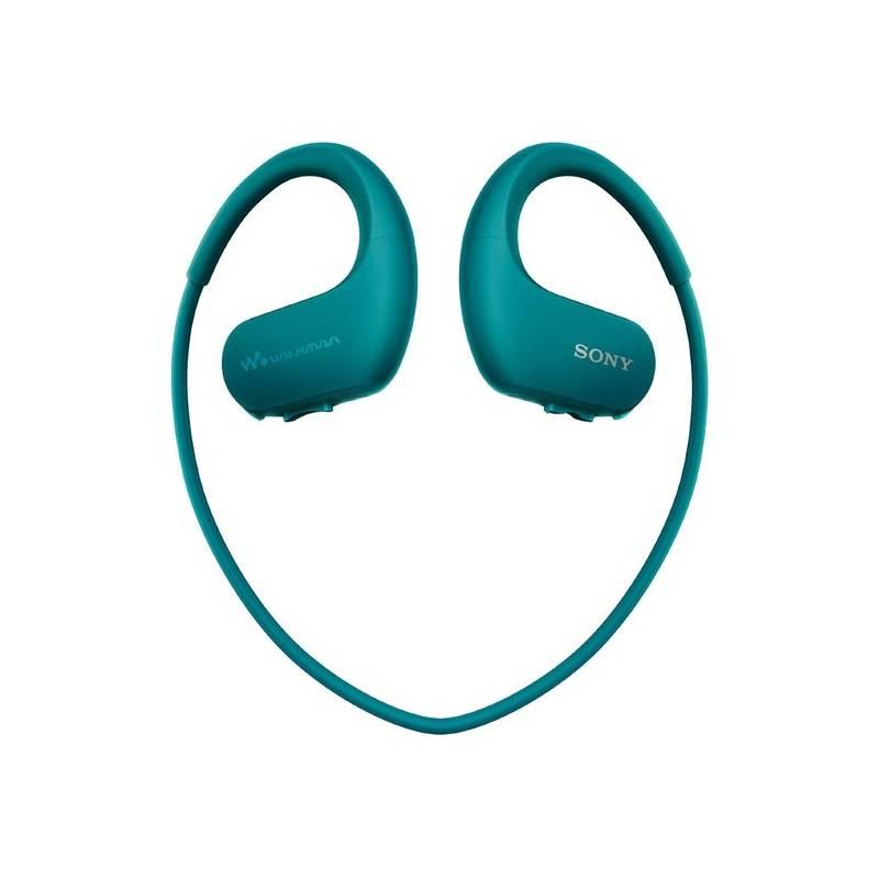 MP3 prehrávač Sony NW-WS413L modrý