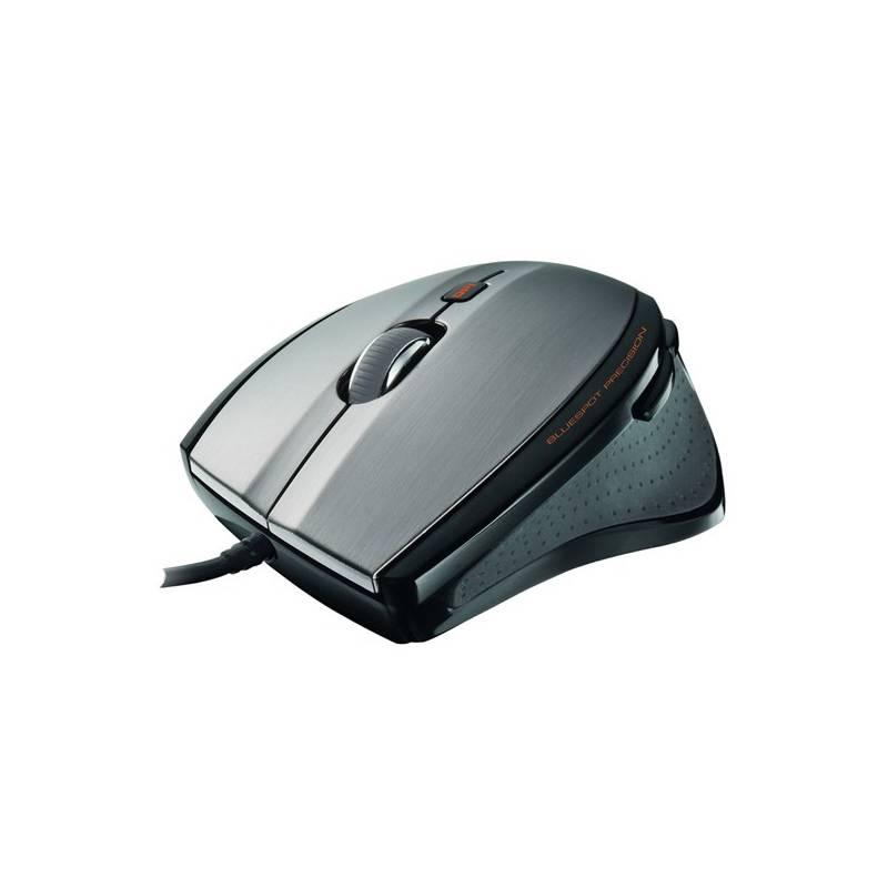 Myš Trust MaxTrack Mini (17179) čierna/strieborná