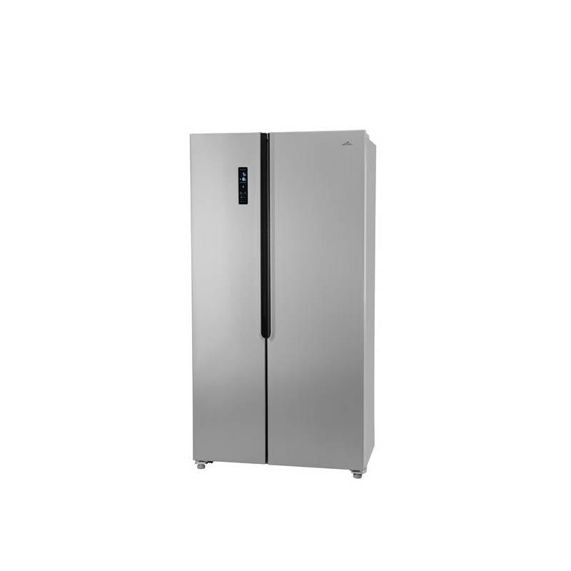 Kombinácia chladničky s mrazničkou ETA 138890010 strieborná + Doprava zadarmo