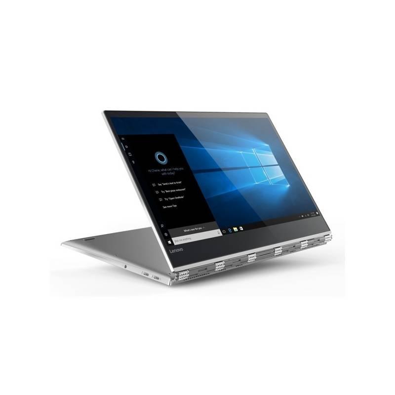 Notebook Lenovo YOGA 920-13IKB - platinová ( Vibes design ) (80Y8000NCK) + Doprava zadarmo