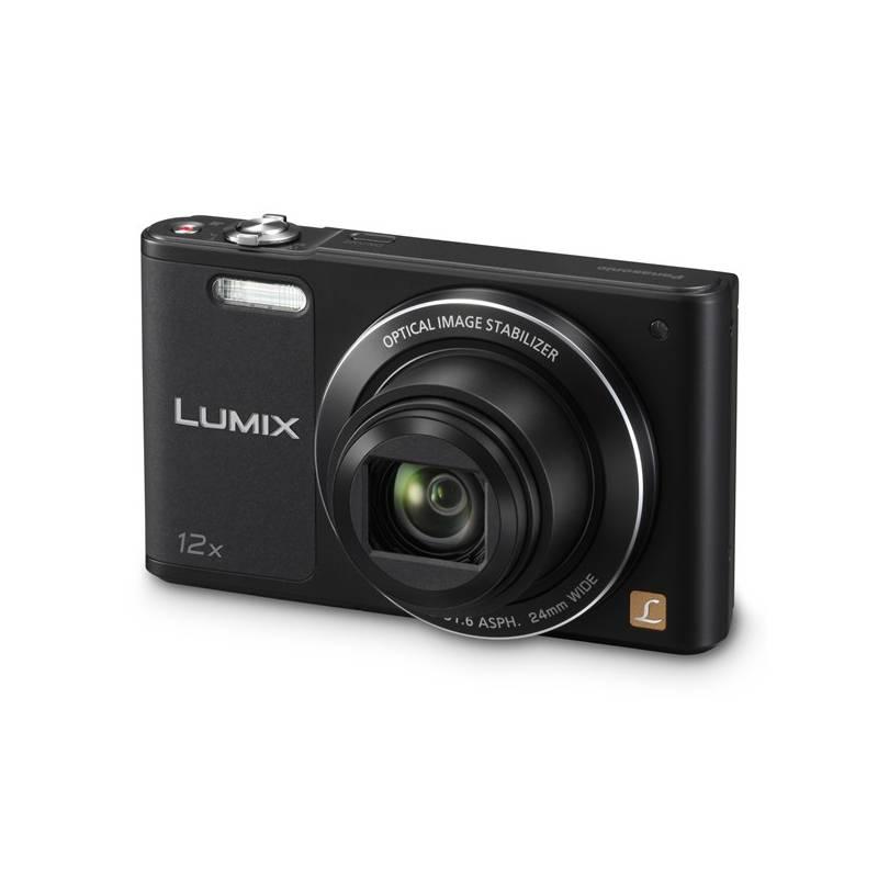 Digitální fotoaparát Panasonic Lumix DMC-SZ10EP-K černý