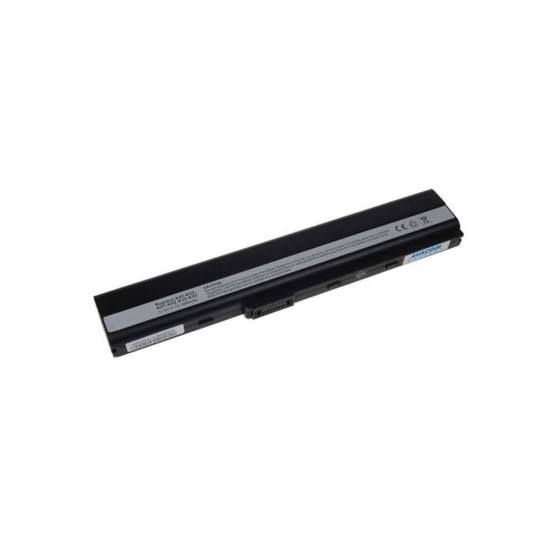 Batéria Avacom pro Asus A42/A52/K52/X52 Li-Ion 11,1V 5200mAh (NOAS-K52S-S26)