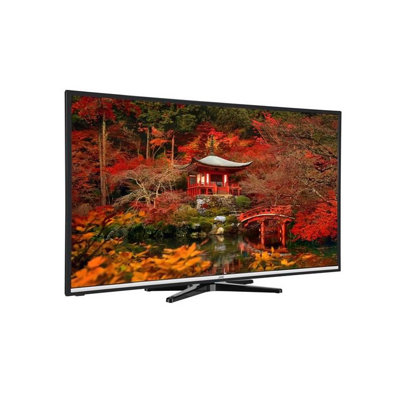 Televízor JVC LT-50V750 čierna + Doprava zadarmo