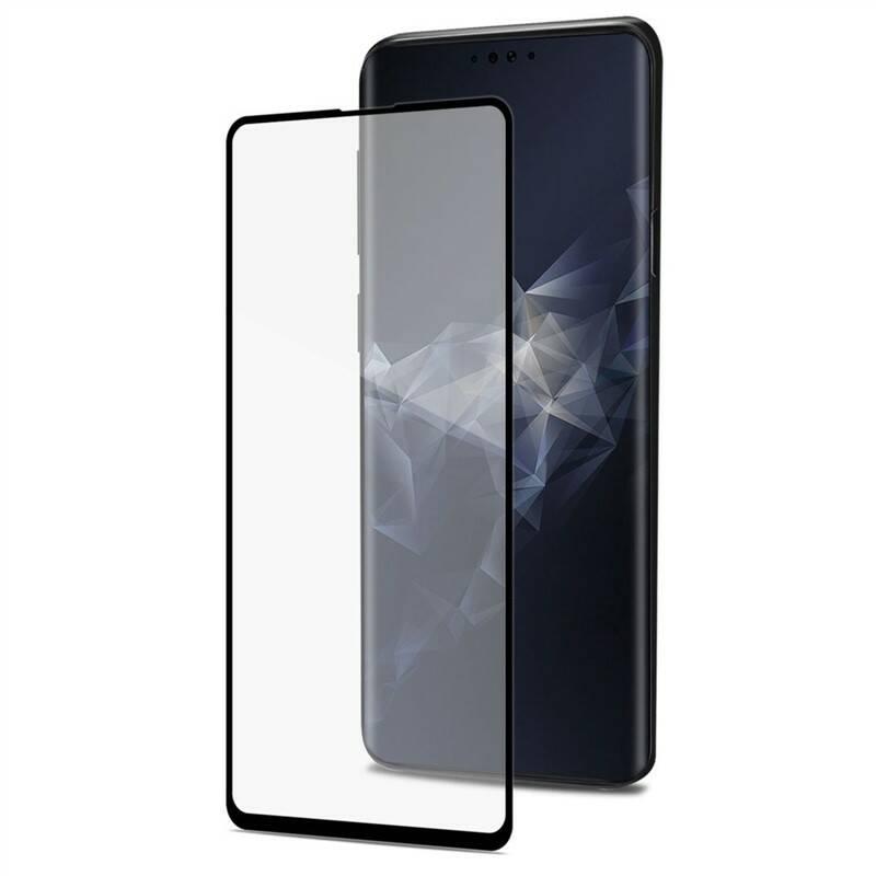 Ochranné sklo Celly Full Glass pro Samsung Galaxy S10e (FULLGLASS892BK) černé