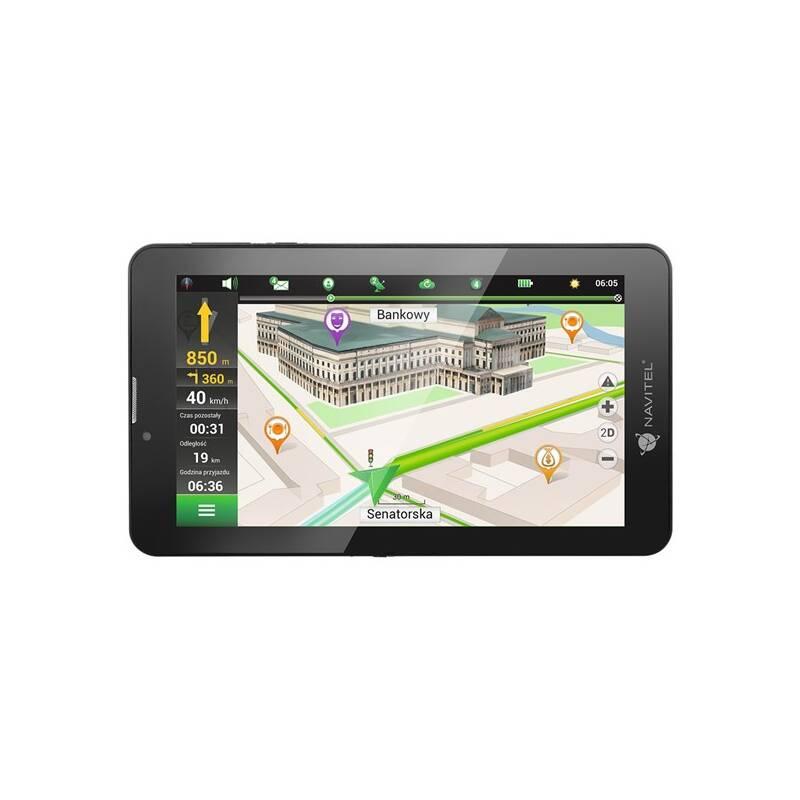 Navigačný systém GPS Navitel T700 3G (C2047028) čierna