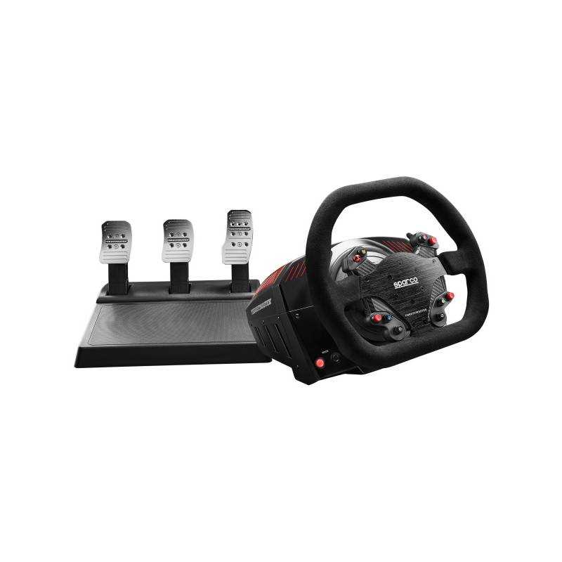 Volant Thrustmaster TS-XW Racer pro Xbox One, One X, One S, PC + pedály (4460157) čierny