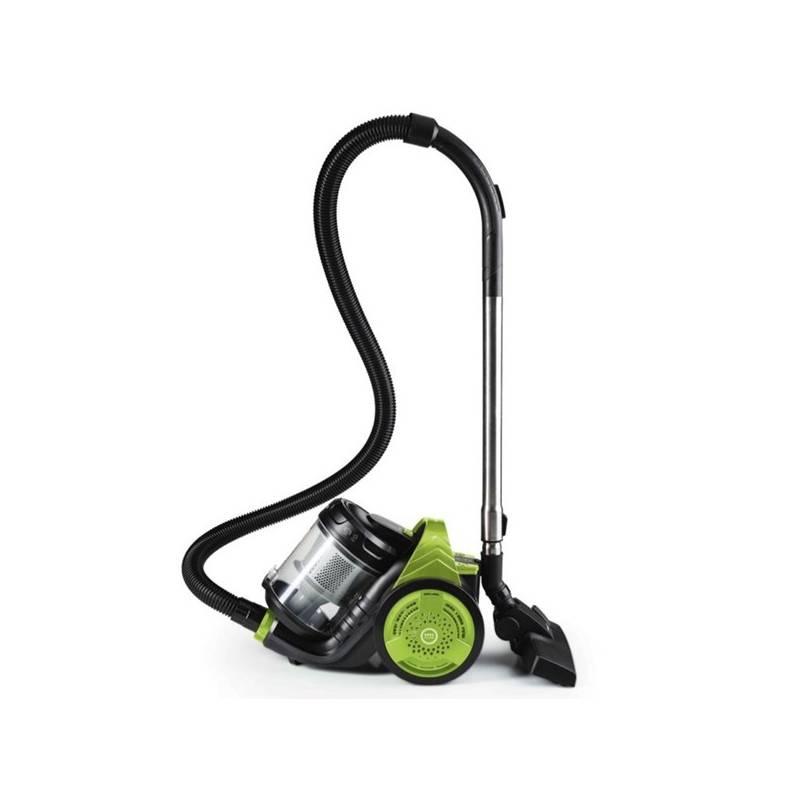 Vysávač podlahový Polti Forzaspira C150 čierny/zelený + Doprava zadarmo