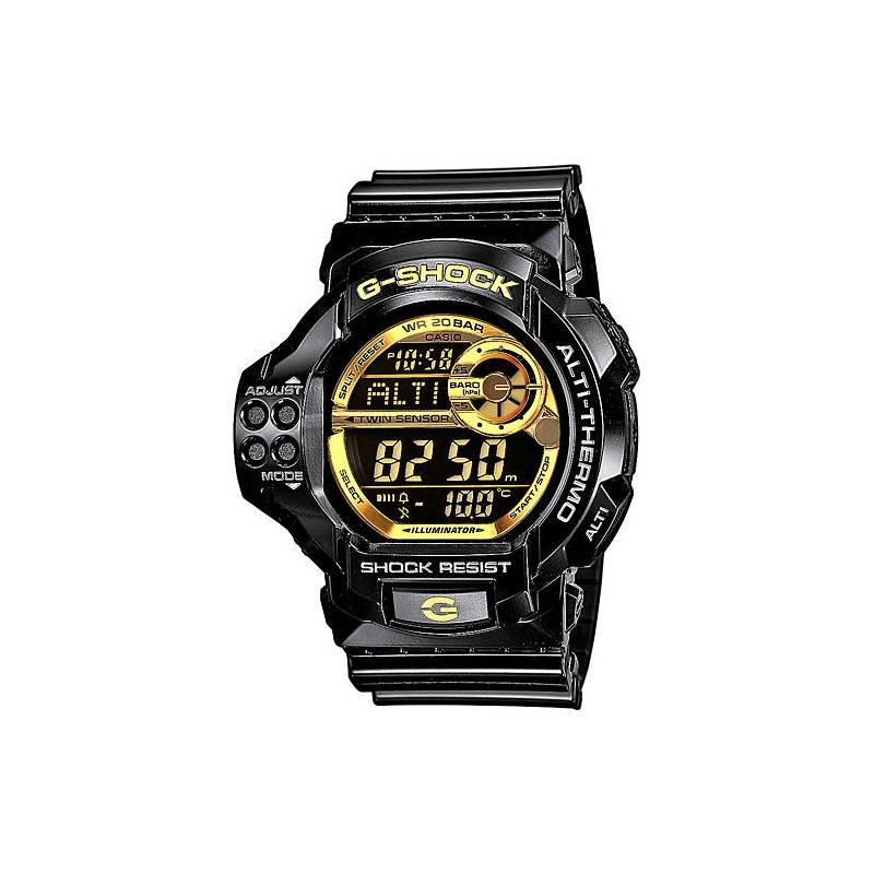 Hodinky pánske Casio G-Shock GDF-100GB-1ER  2acb26717b