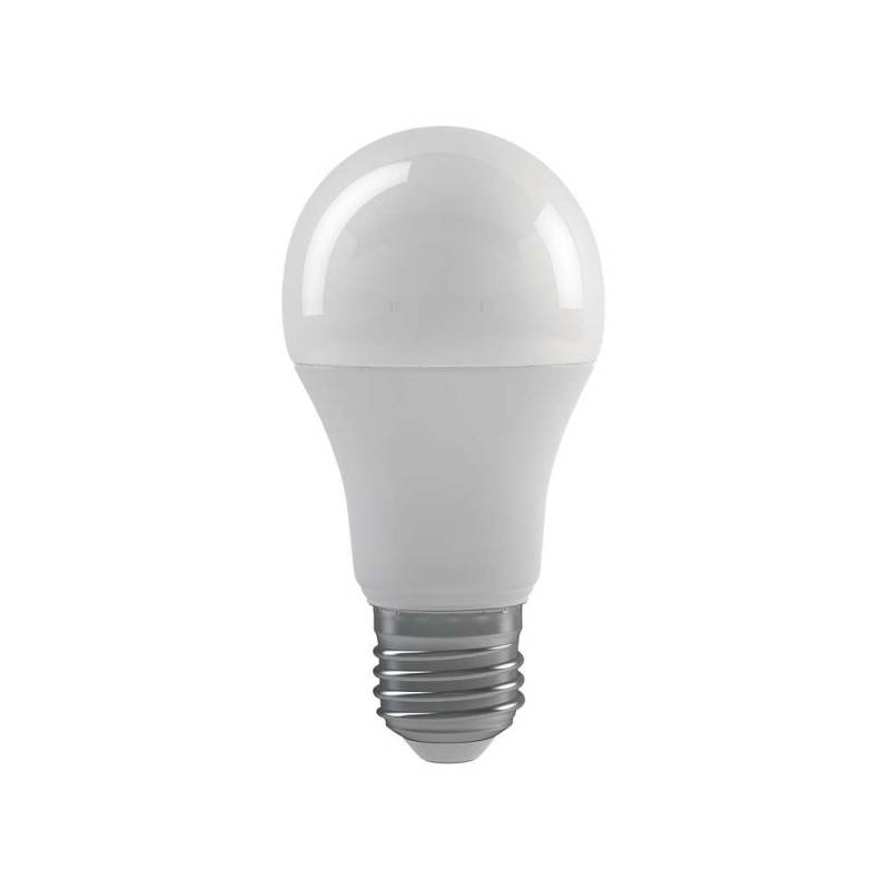 LED žiarovka EMOS klasik, 10,5W, E27, teplá bílá (1525733203)