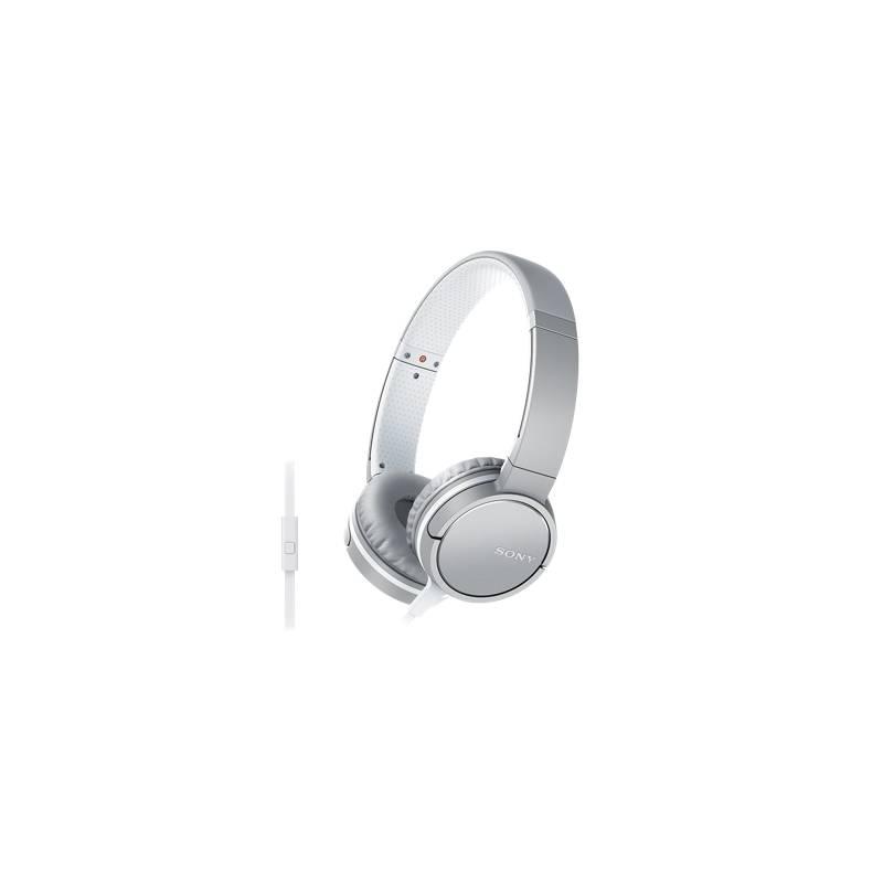 Slúchadlá Sony MDRZX660APW.CE7 (MDRZX660APW.CE7) biela