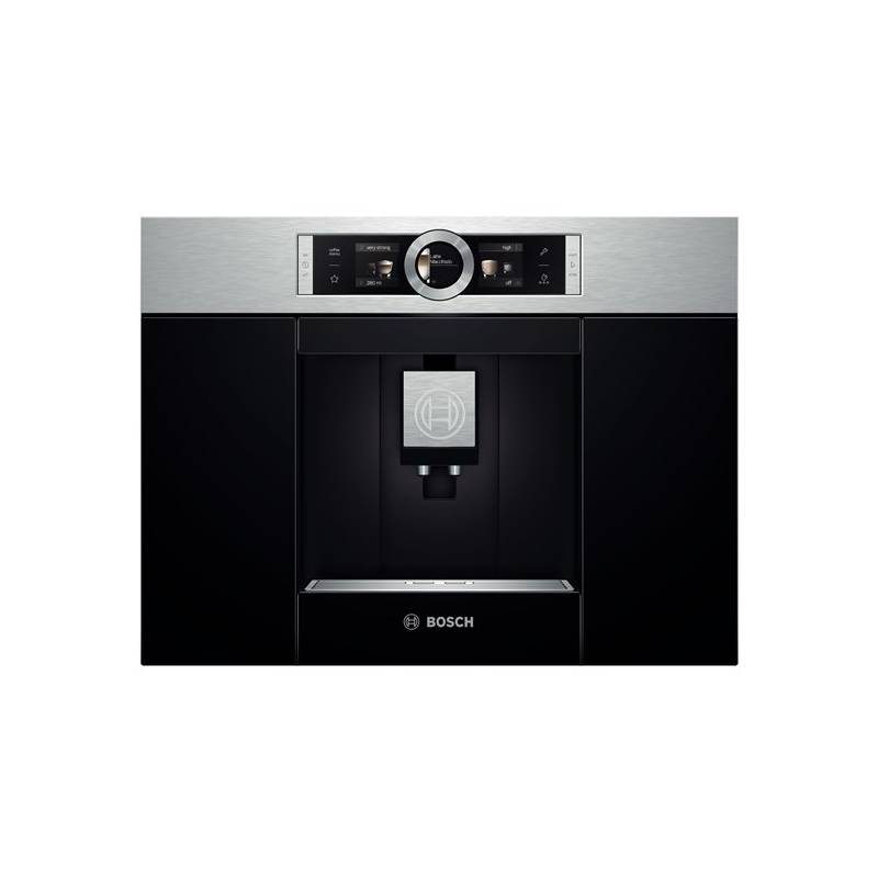 Espresso Bosch CTL636ES1 nerez + Doprava zadarmo