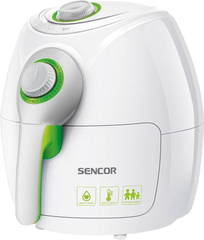 Fritéza Sencor SFR 3220WH (443728)