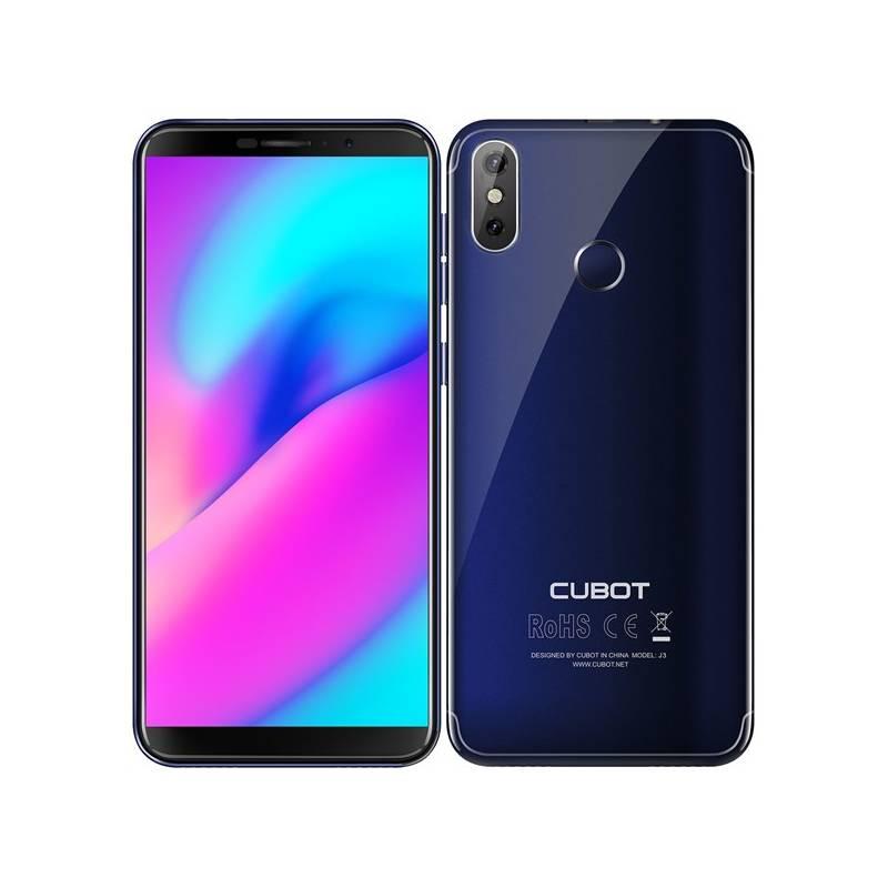 Mobilný telefón CUBOT J3 Pro Dual SIM (PH3914) modrý