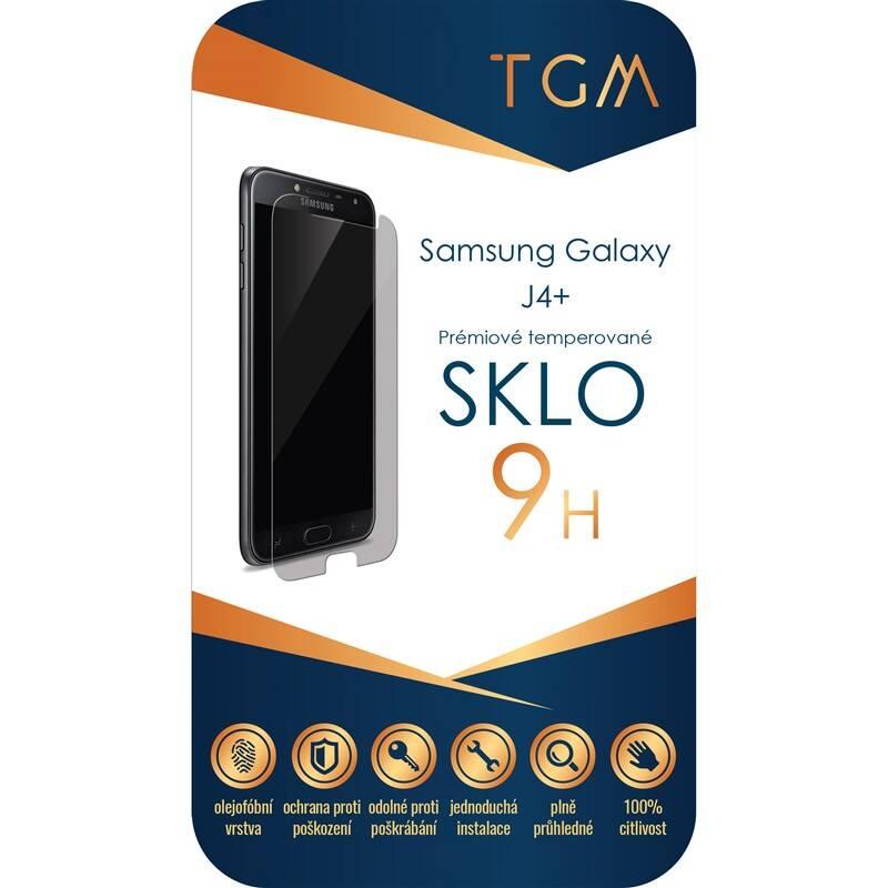 Ochranné sklo TGM pro Samsung Galaxy J4+ (TGM-SMJ4P)