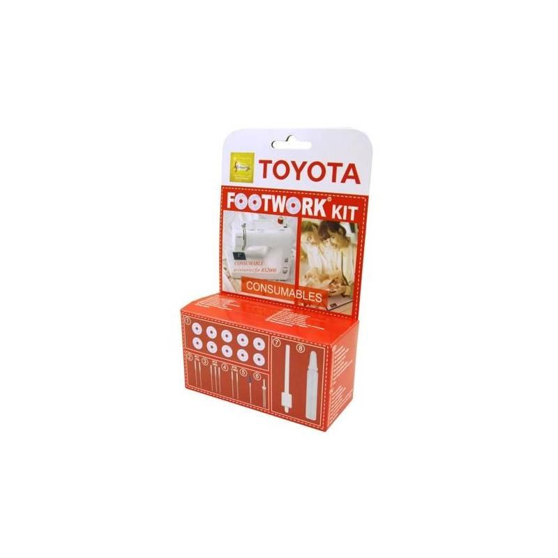 Príslušenstvo pre šijacie stroje Toyota FWK-CNS-R