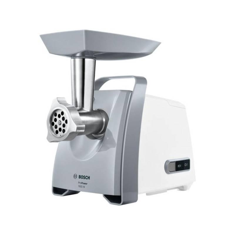Mlynček na mäso Bosch ProPower MFW45020 biely