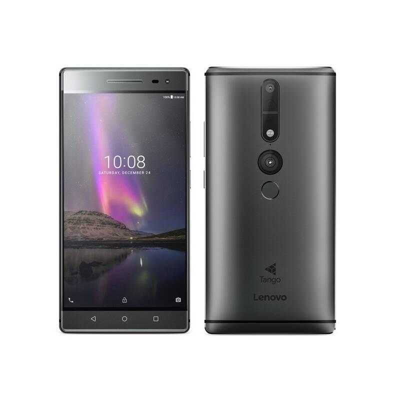 Mobilný telefón Lenovo PHAB 2 PRO (ZA1F0047CZ) sivý Software F-Secure SAFE, 3 zařízení / 6 měsíců (zdarma) + Doprava zadarmo