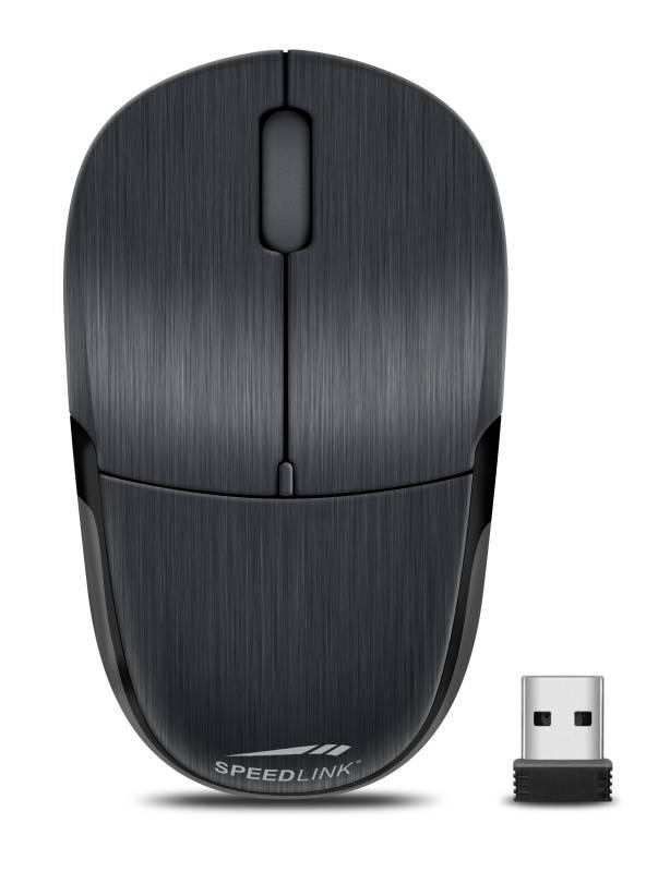 Myš Speed Link Jixster Wireless (SL-630010-BK) černá
