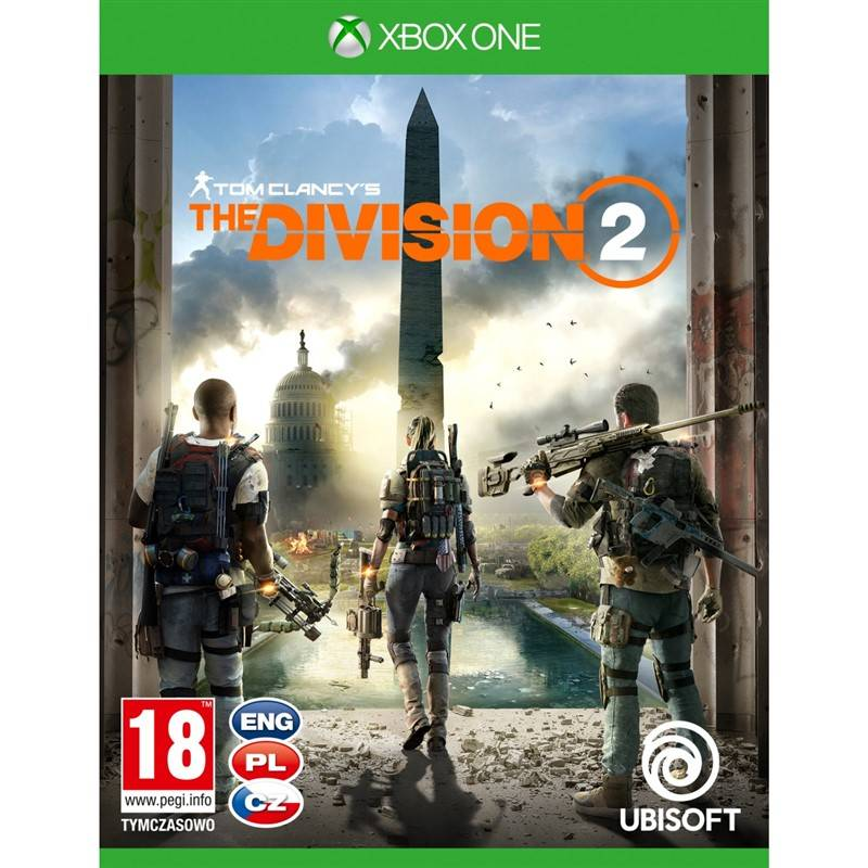 Hra Ubisoft Xbox One Tom Clancy's The Division 2 (USX307310)