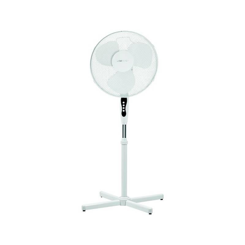 Ventilátor stojanový Clatronic VL 3603 biely