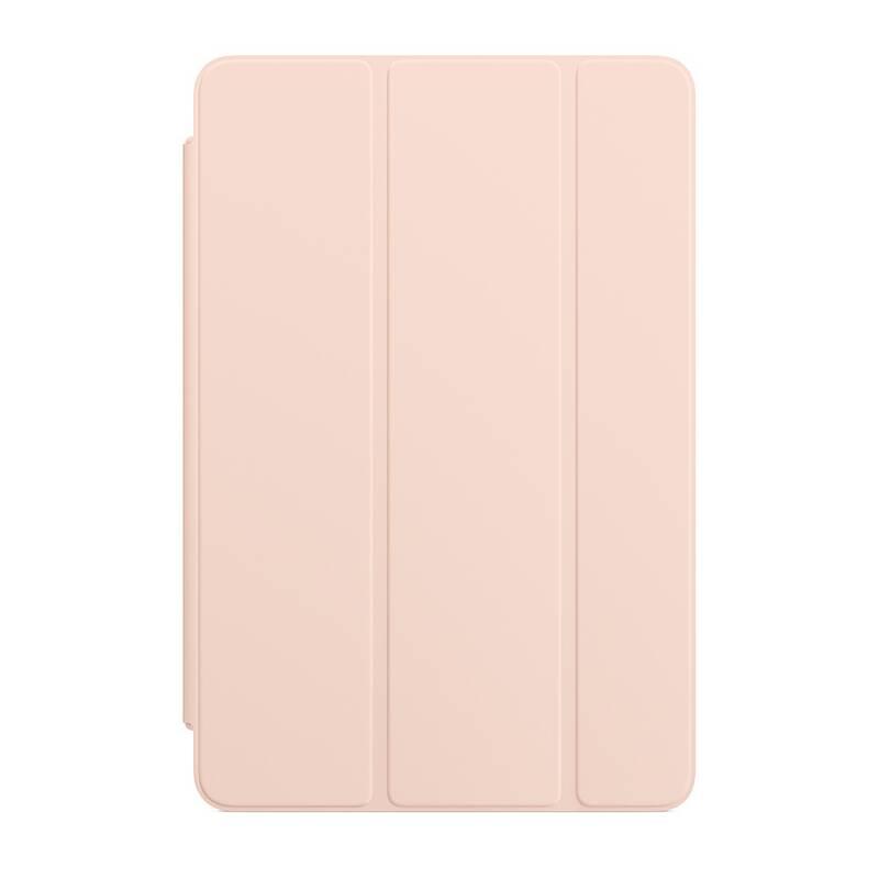 """Pouzdro na tablet Apple Smart Cover pro iPad mini 7.9"""" (2019) - pískově růžové (MVQF2ZM/A)"""