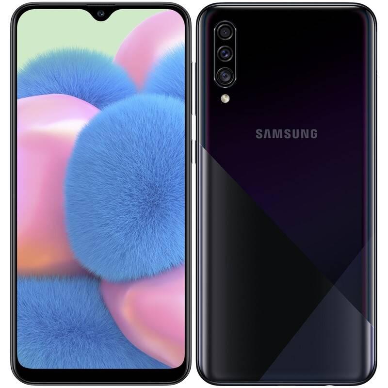 Mobilný telefón Samsung Galaxy A30s Dual SIM (SM-A307FZKVXEZ) čierny