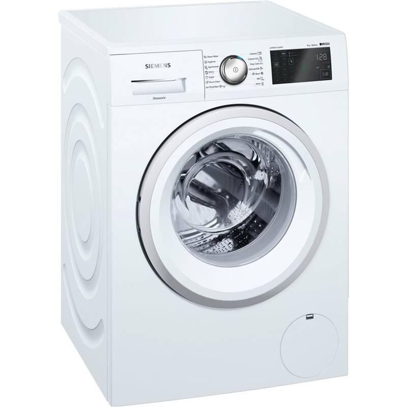 Práčka Siemens iQ500 WM14T561BY biela + Doprava zadarmo