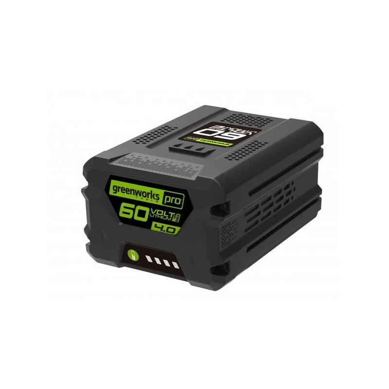 Akumulátor Greenworks G60B4 + Doprava zadarmo