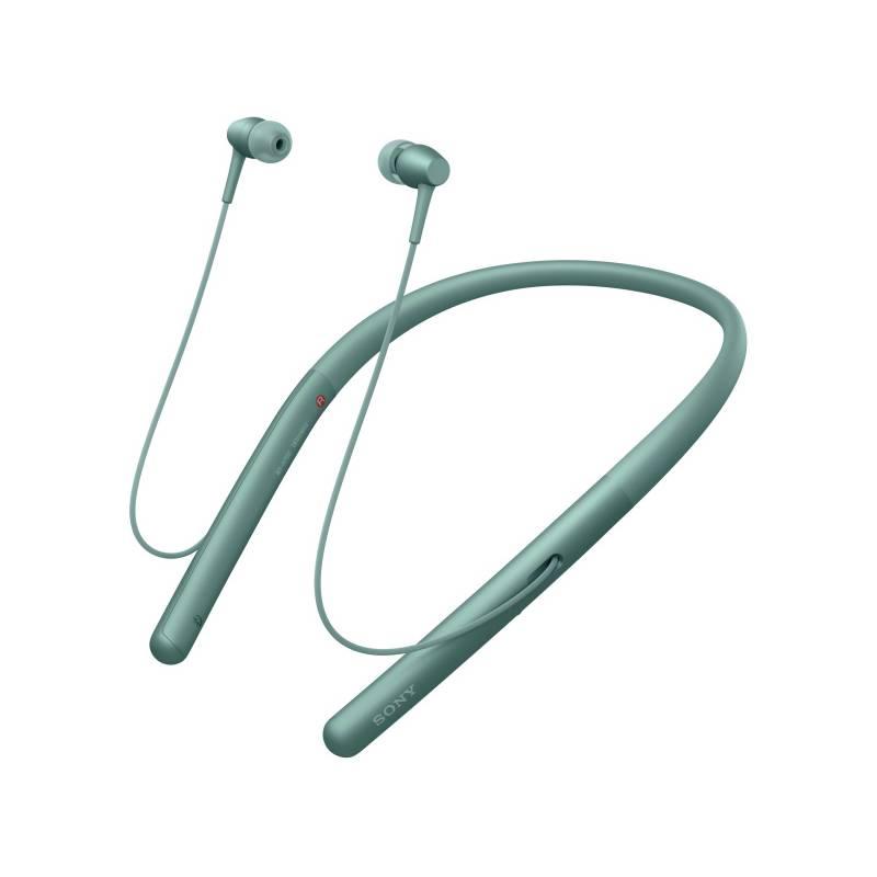 Slúchadlá Sony WI-H700 h.ear in 2 Wireless - horizon green (WIH700G.CE7) + Doprava zadarmo