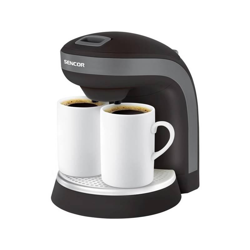 Kávovar Sencor SCE 2000BK čierny