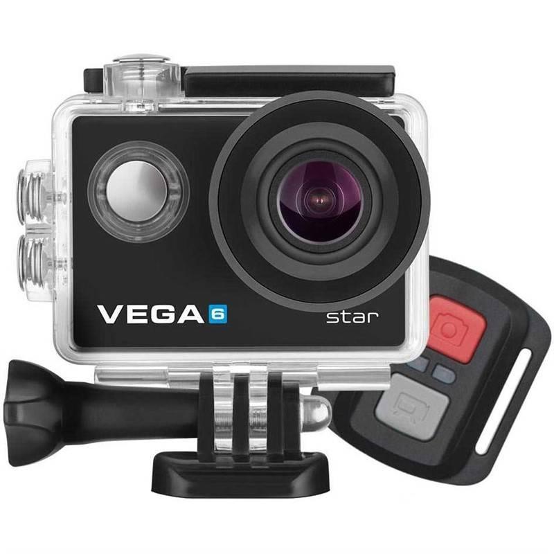 Outdoorová kamera Niceboy VEGA 6 star černá